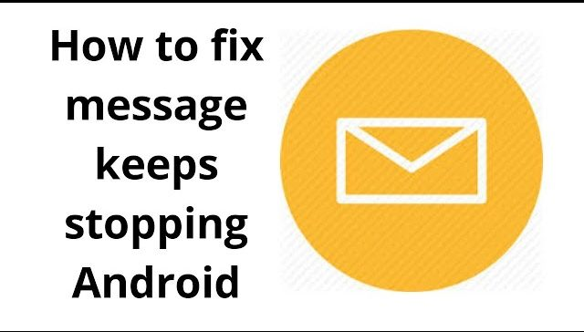 Message+ Keeps Stopping? 5 Best ways to Fix It by yourself.