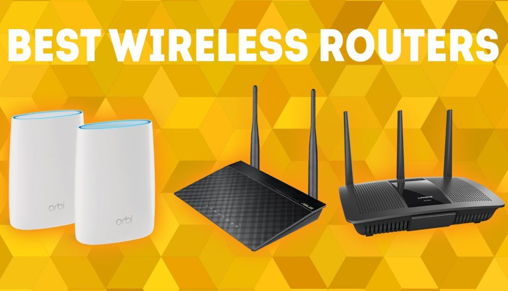The Best WiFi Routers