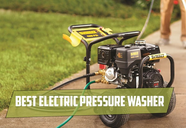 The Implication of Electric Pressure Washers in the Cleaning Business